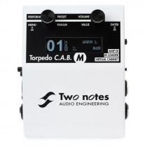 TWO NOTES TORPEDO C.A.B.M
