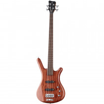 WARWICK GERMAN PRO SERIE CORVETTE BUBINGA 4 NATURAL TRANSPARENT SATIN