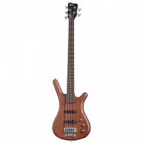 WARWICK GERMAN PRO SERIE CORVETTE BUBINGA 5 NATURAL TRASPARENT SATIN