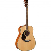 YAMAHA FG820L LEFTY NATURAL