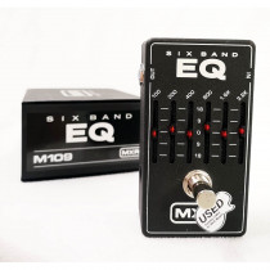 MXR 6 Band Graphic EQ M109