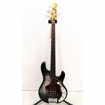 STERLING BY MUSIC MAN RAY 34CAFL FRETLESS CLASSIC ACTIVE