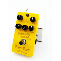 Bearfoot Sparkling yellow overdrive 3