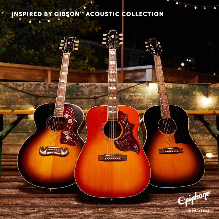 Epiphone Inspired by Gibson Acoustic