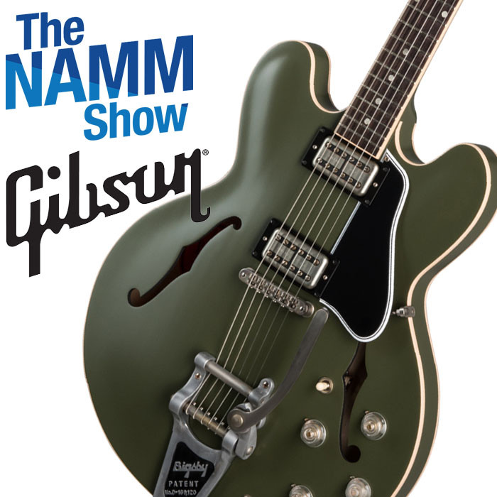 Gibson: Chris Cornell ES-335 Tribute