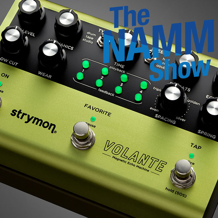 STRYMON: Volante - Magnetic Echo Machine