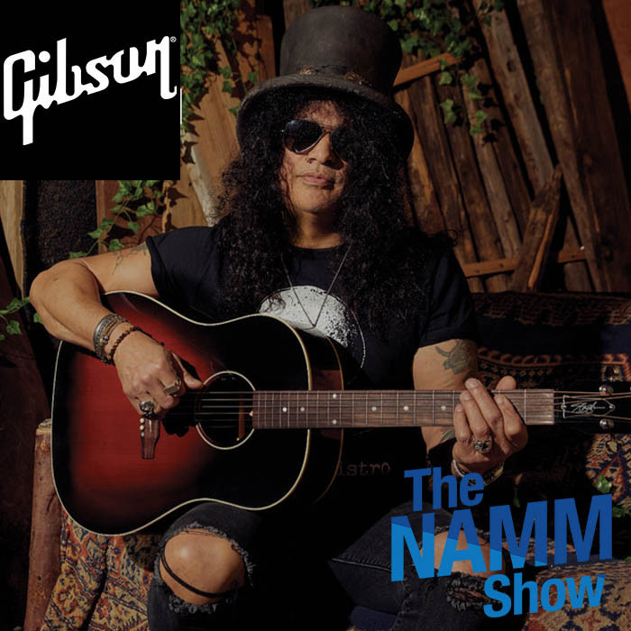 NAMM 2020 | Gibson: Arriva la Slash Collection