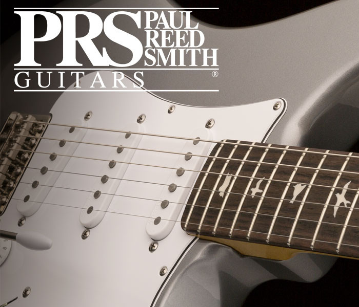 Paul Reed Smith: Silver Sky
