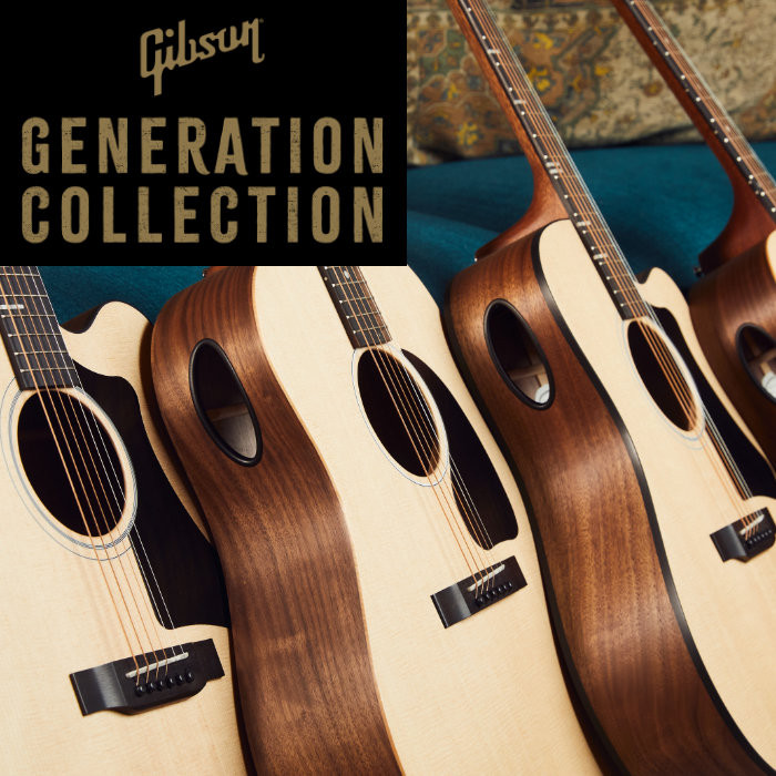 Gibson: Generation Collection