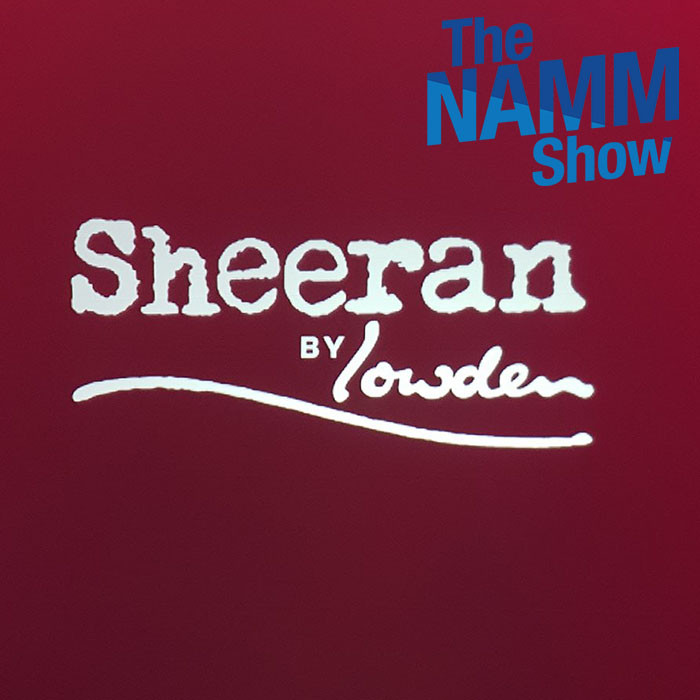 Sheeran Guitars: la collaborazione tra Lowden ed Ed Sheeran