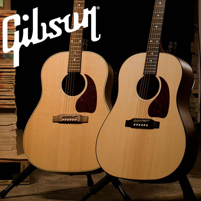 Gibson: La nuova G-45 The Voice of Generations