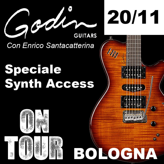 Godin on Tour  - BOLOGNA
