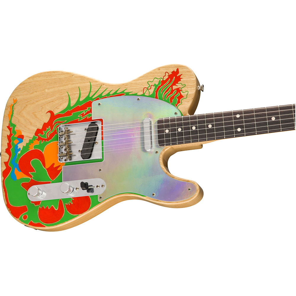 Fender Jimmy Page Dragon
