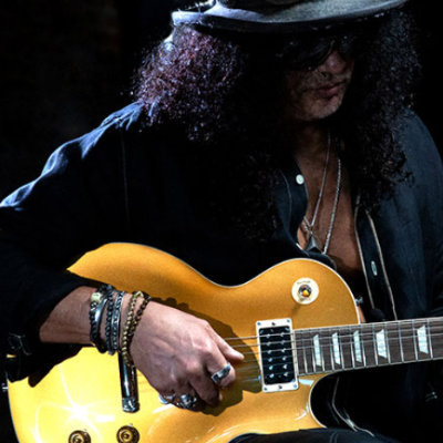Gibson Slash Victoria Les Paul Standard Goldtop