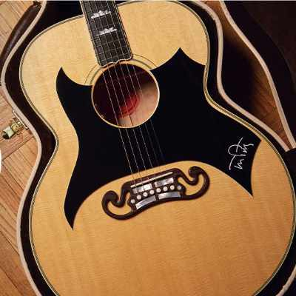 Gibson Artist Collection SJ-200 Tom Petty Wildflower